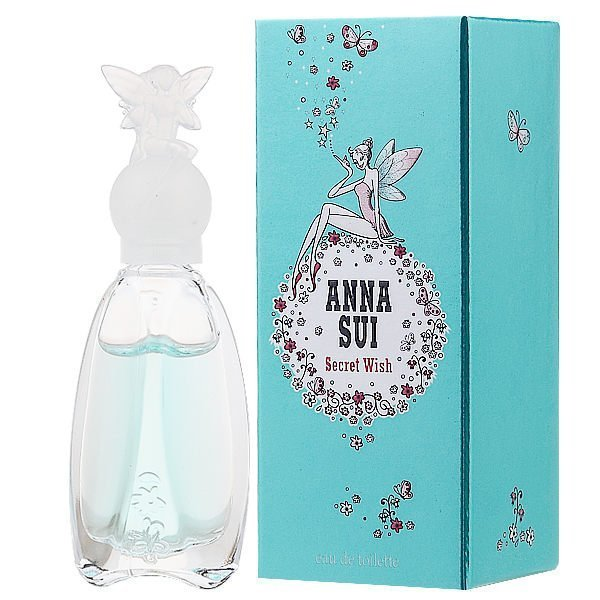 【美妝行】Anna Sui Secret Wish 安娜蘇 許願精靈  淡香水 30ml