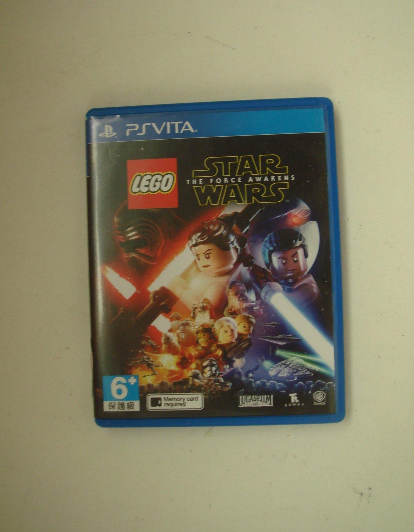 PSV 樂高星際大戰:原力覺醒 英文版 LEGO Star Wars