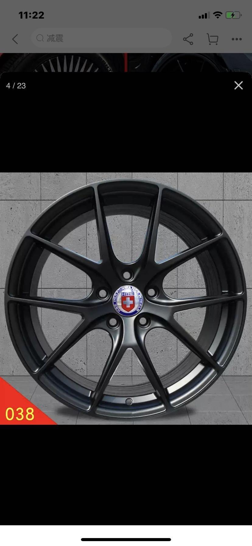 類HRE BBS各大精品輪圈 克制化 改裝 精品 套件 輪框 輪圈 鋁圈 旋壓 鍛造 18 19 20 21 22吋