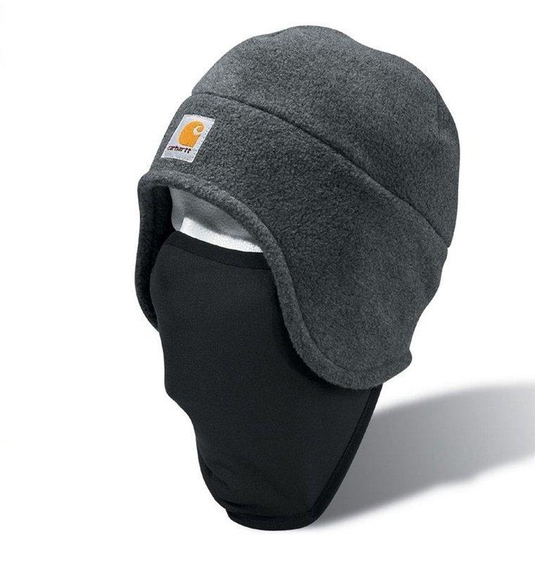 【Sunny Buy】◎預購◎CARHARTT A202 灰色 防寒帽+面罩Fleece 2-In-1 Headwear