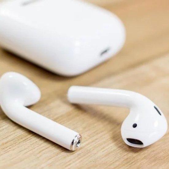【公司貨附發票】全新蘋果原廠 Apple AirPods 二代 一代 單耳 左耳 右耳 充電盒 藍芽耳機 可刷卡