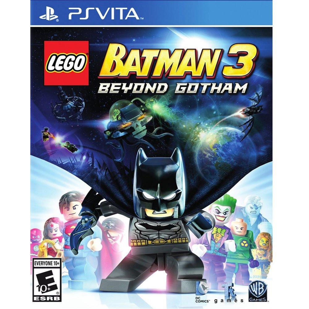 (現貨全新) PSV 樂高蝙蝠俠 3:飛越高譚市 英文美版 LEGO Batman 3 Beyond Gotham