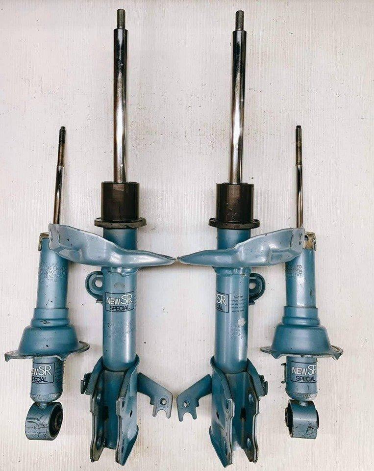 【日奈】CRV3~3.5 代 日本 KYB 藍桶 避震器 保固三個月