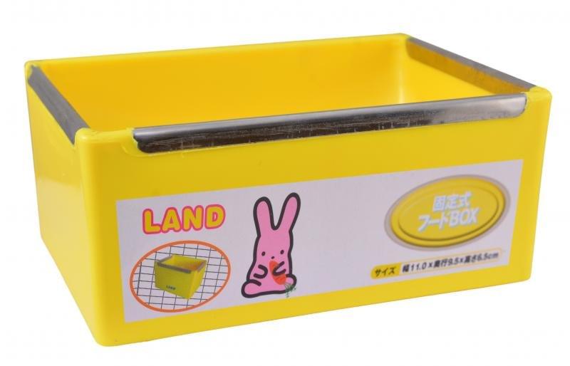 JZS148 固定式小動物餵食盒 兔子用碗