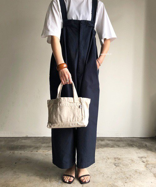  The Dood Life 日本 cocowalk / 水洗厚帆布 手提托特包 HEMINGS confiture