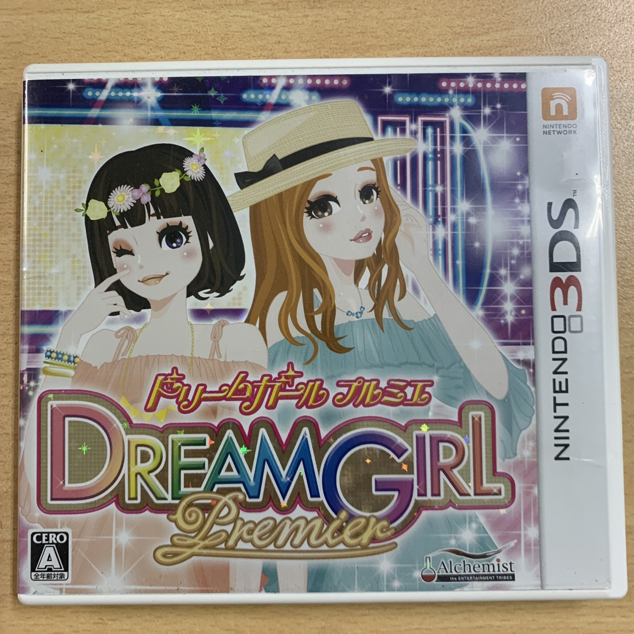 【飛力屋】現貨不必等 可刷卡 日版 任天堂 3DS 夢幻女孩 特別篇 dream girl premier 日規 純日版