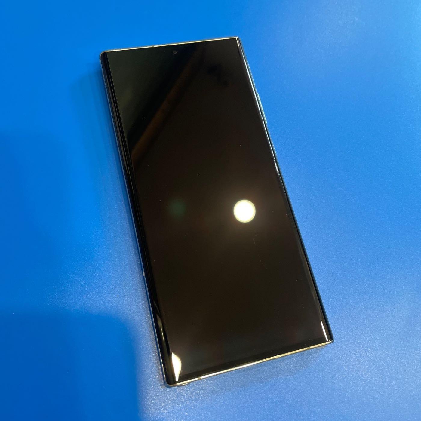 *二手商店*Samsung NOTE 20 ULTRA N9860 12G/256G(5+4雙卡 1億 8核 6.9吋)