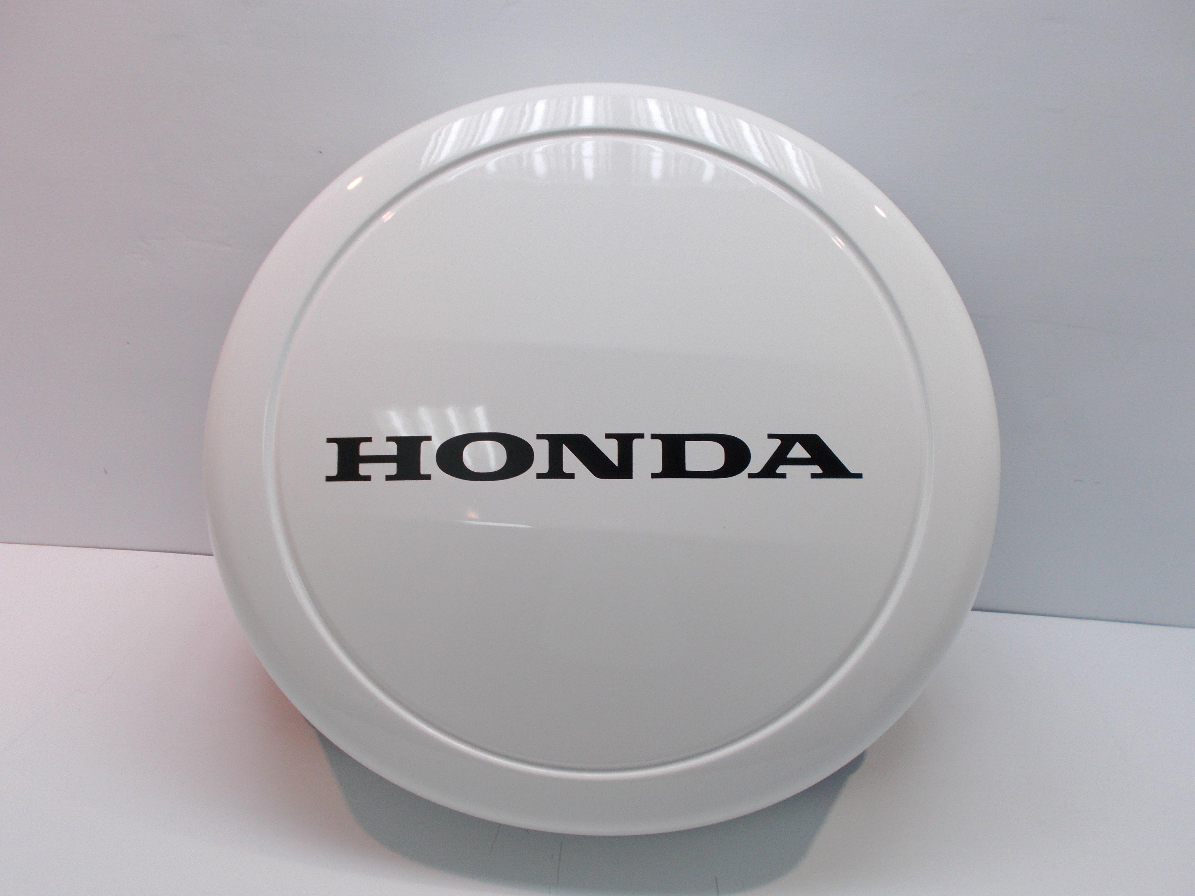 Honda CRV  二代專用05-06白色備胎蓋16吋  正廠 ABS材質 一代CRV可用    二代CRV