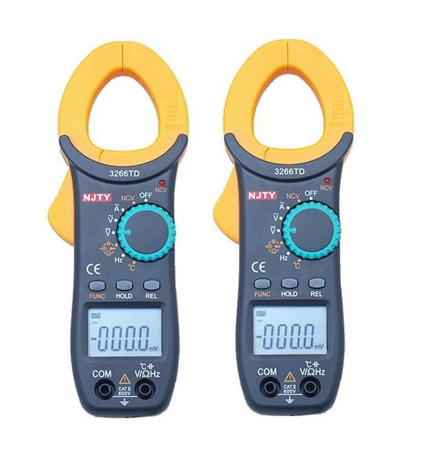 萬用勾錶 電路指針萬用錶 鉗形電流表 直流交流 防燒交直流電表 過載保護 勾表