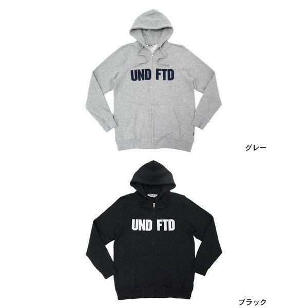 ☆AirRoom☆ 【現貨】UNDEFEATED TACKLE 棉質連帽外套 5970691