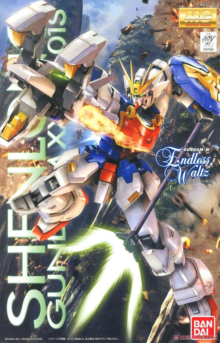 正版 全新 MG 1:100 神龍 鋼彈 W EW Ver. Shenlong Gundam 組裝 組合 模型 可動