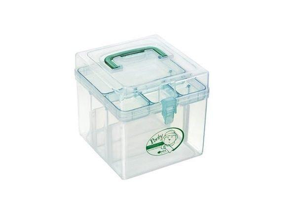 佳斯捷3157大豆腐收納箱/置物箱/工具箱/整理箱/手提收藏箱