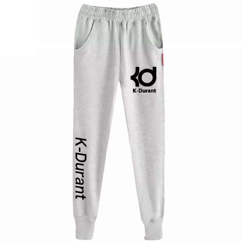 💖KD杜蘭特Kevin Durant運動籃球長褲💖NBA球衣籃網隊Adidas愛迪達健身訓練慢跑縮口純棉褲子男372