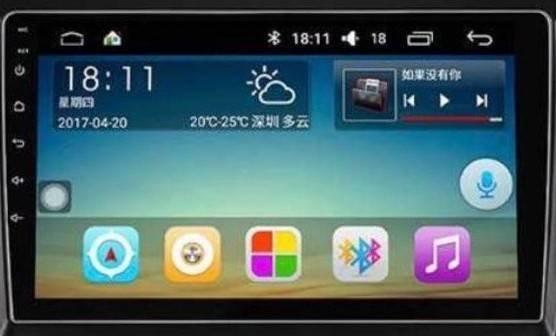 {保固現貨}{8核心4G+64G+聯網} 10.2 吋通用型全觸控汽車音響安卓主機2DIN觸控螢幕雙碇機衛星導航安卓系統