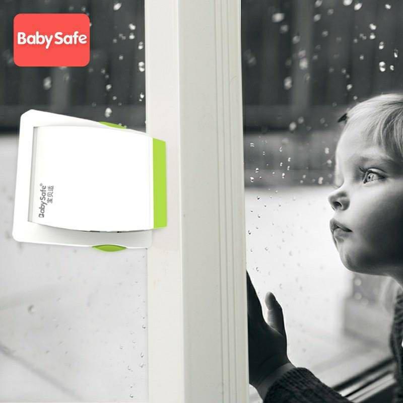 10個 ????Babysafe防開窗神器✨兒童窗戶安全鎖????寶寶防夾手????防摔防墜樓????家居安全窗戶限位紗落地玻璃鋁固定器危險防護