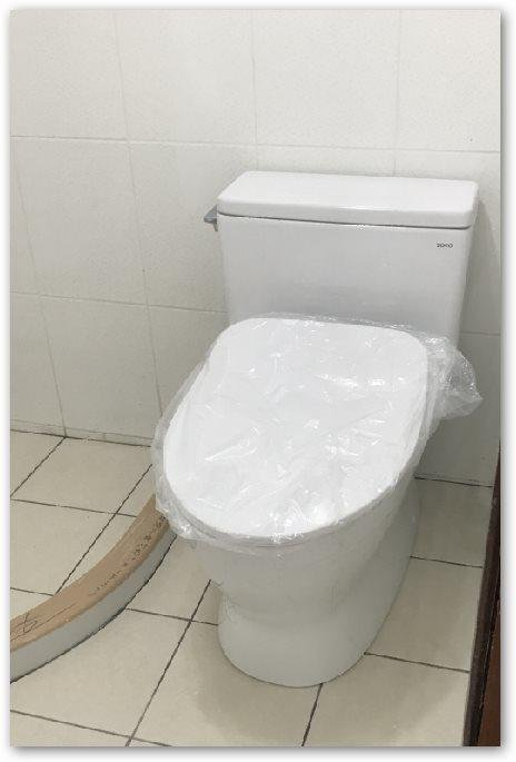 高評價 台灣東陶 TOTO CW288SGUR 不含馬桶蓋 龍捲噴射式 單體式馬桶 代客安裝 20公分管距可安裝