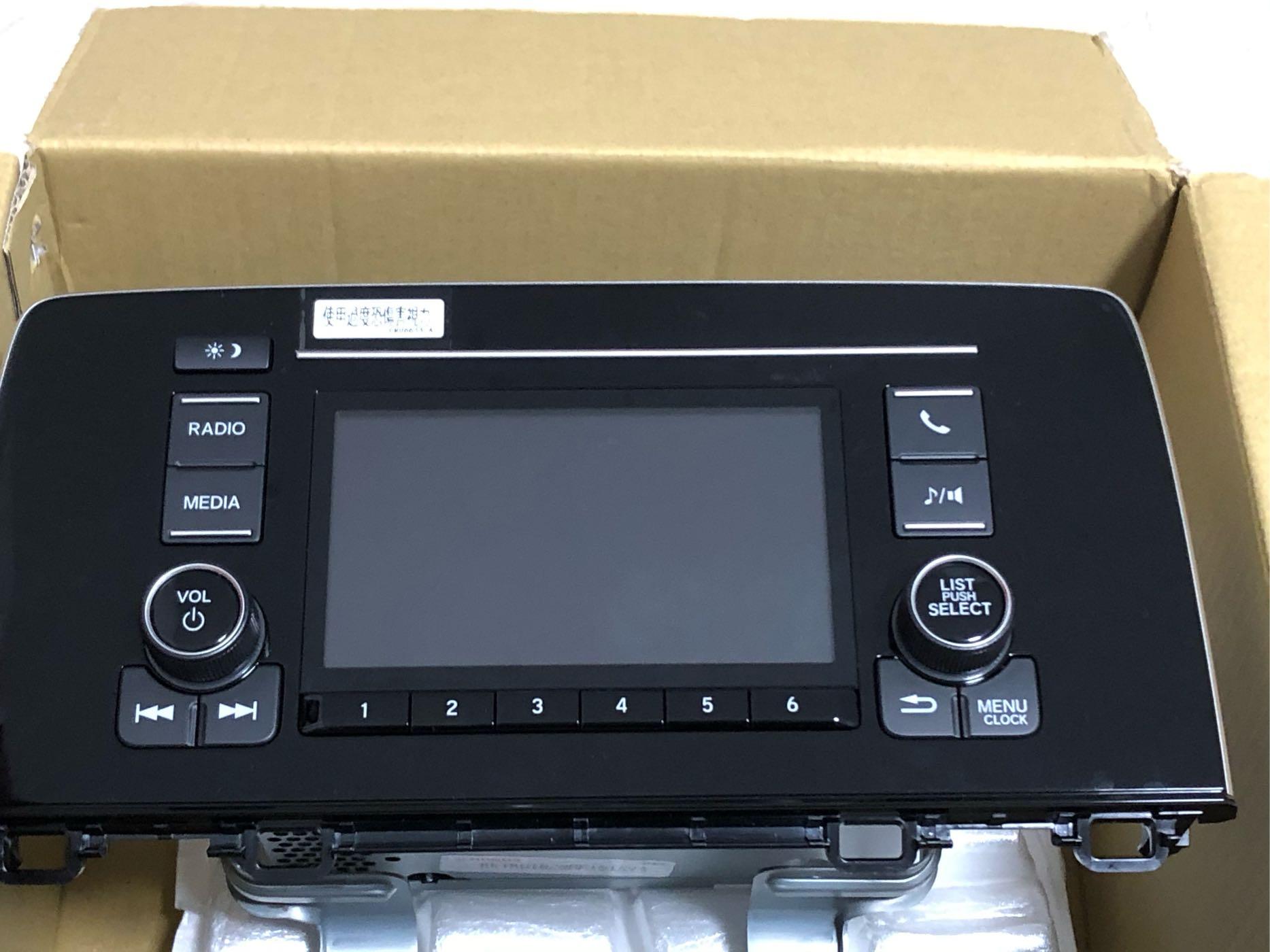 Honda本田5.5代CRV原廠主機音響