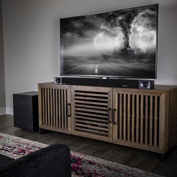【興如】美國 Klipsch Cinema 600含無線重低音 後環繞可選配 另售 Klipsch Cinema 800