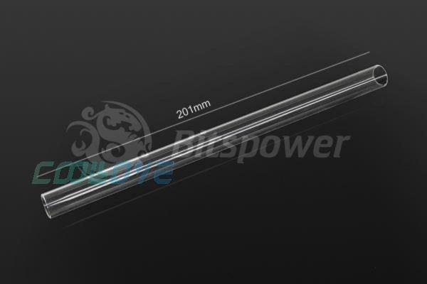 小白的 工場*Bitspower Crystal Link Tube-201mm (12mm外徑)壓克力管