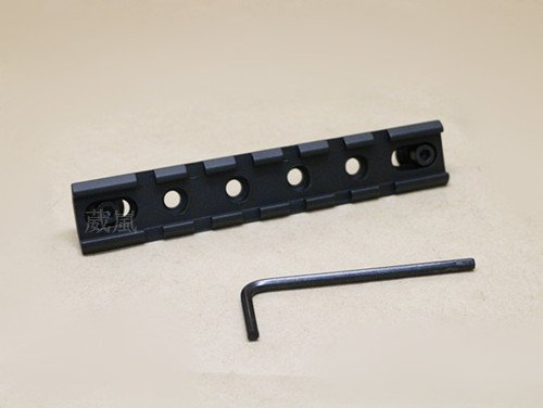 [01] M16 M4A1  護木 鏡軌(魚骨 夾具 瓦斯槍 CO2槍 狙擊鏡 內紅點 紅外線 紅雷射 快瞄 鏡橋
