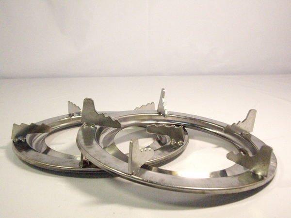 哈哈商城 圓型 不銹鋼 瓦斯爐 架 ~ 清潔 爐具 瓦斯 爐 餐具 廚具 鍋 炒菜鍋 不沾鍋 排油 爐具 打掃