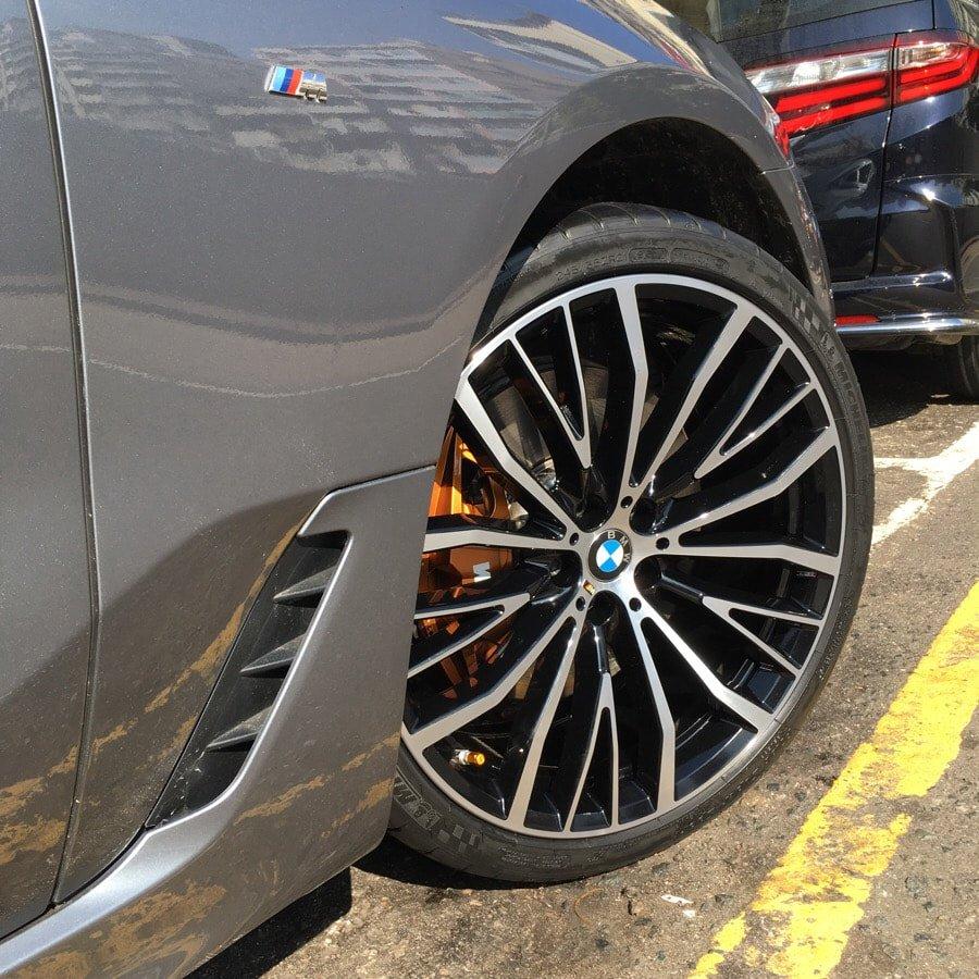 ✽顯閣商行✽BMW 德國原廠 G32 6GT 687 M 21吋 輪圈 鋁圈 改裝 大腳