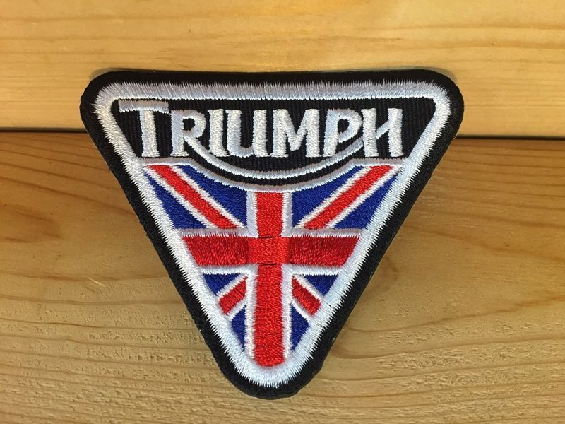 (I LOVE樂多)經典布章TRIUMPH 英倫 咖啡風 Rockers