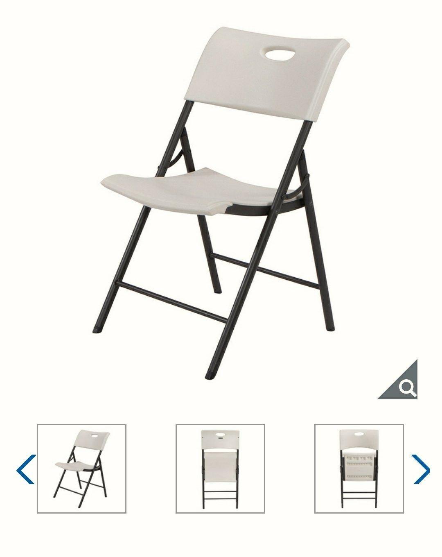 【多娜代購】(2入)Lifetime 塑膠折疊椅×2入/居家與辦公室皆適用,抗UV特殊處理不褪色,骨架強化抗鏽處理經久耐用/好市多代購