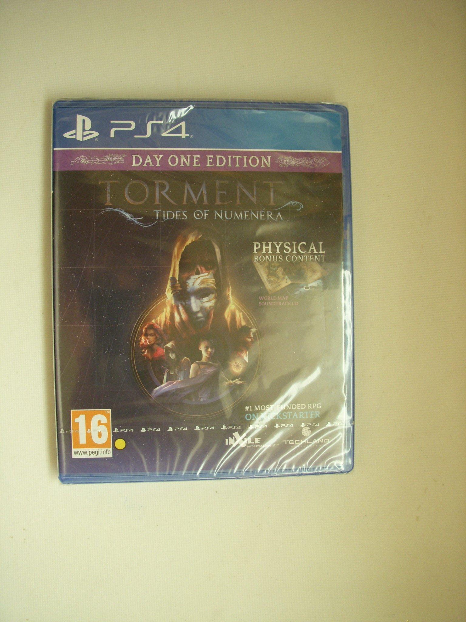 PS4 異域鎮魂曲 英文版 Torment