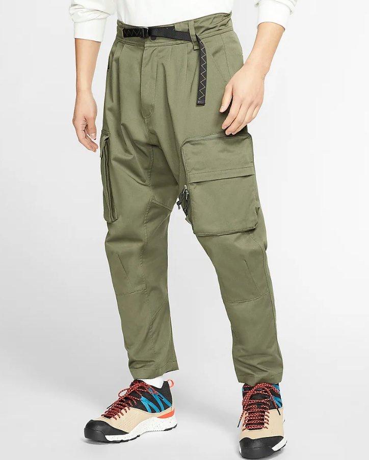 [Butler]優惠代購 Nike Nrg Acg Woven Cargo Pants 工作褲墨綠 CD7646-325