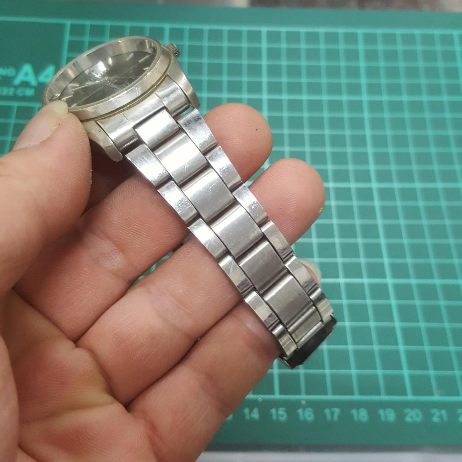 蠔式大型 男錶 錶帶長 早期好貨 老錶 最愛 非 港勞 EAT ROLEX SEIKO TELUX ORIENT MK IWC CK B02