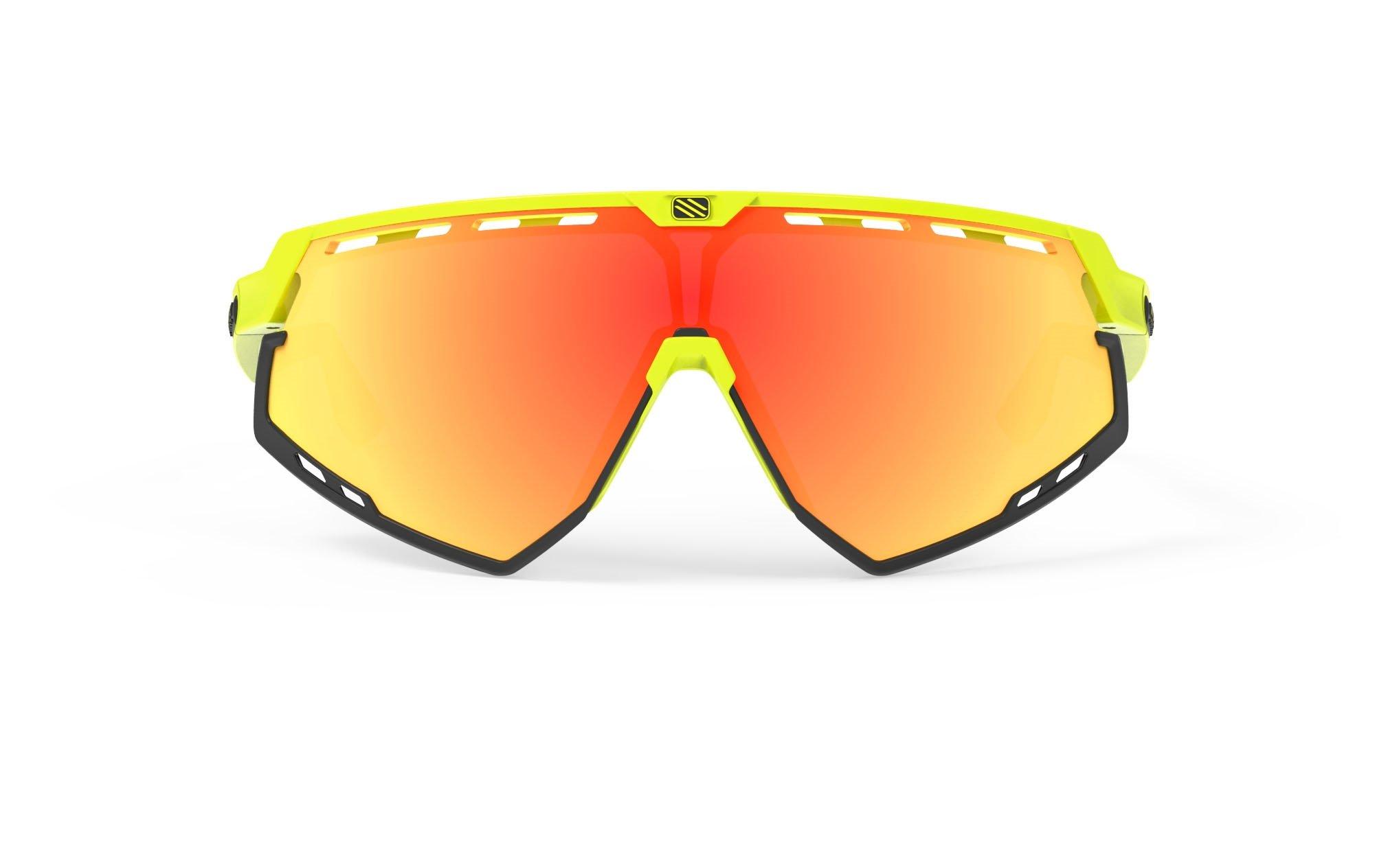 Rudy Project DEFENDER 橘色多層膜鏡片 義大利 運動太陽眼鏡~六期零利率