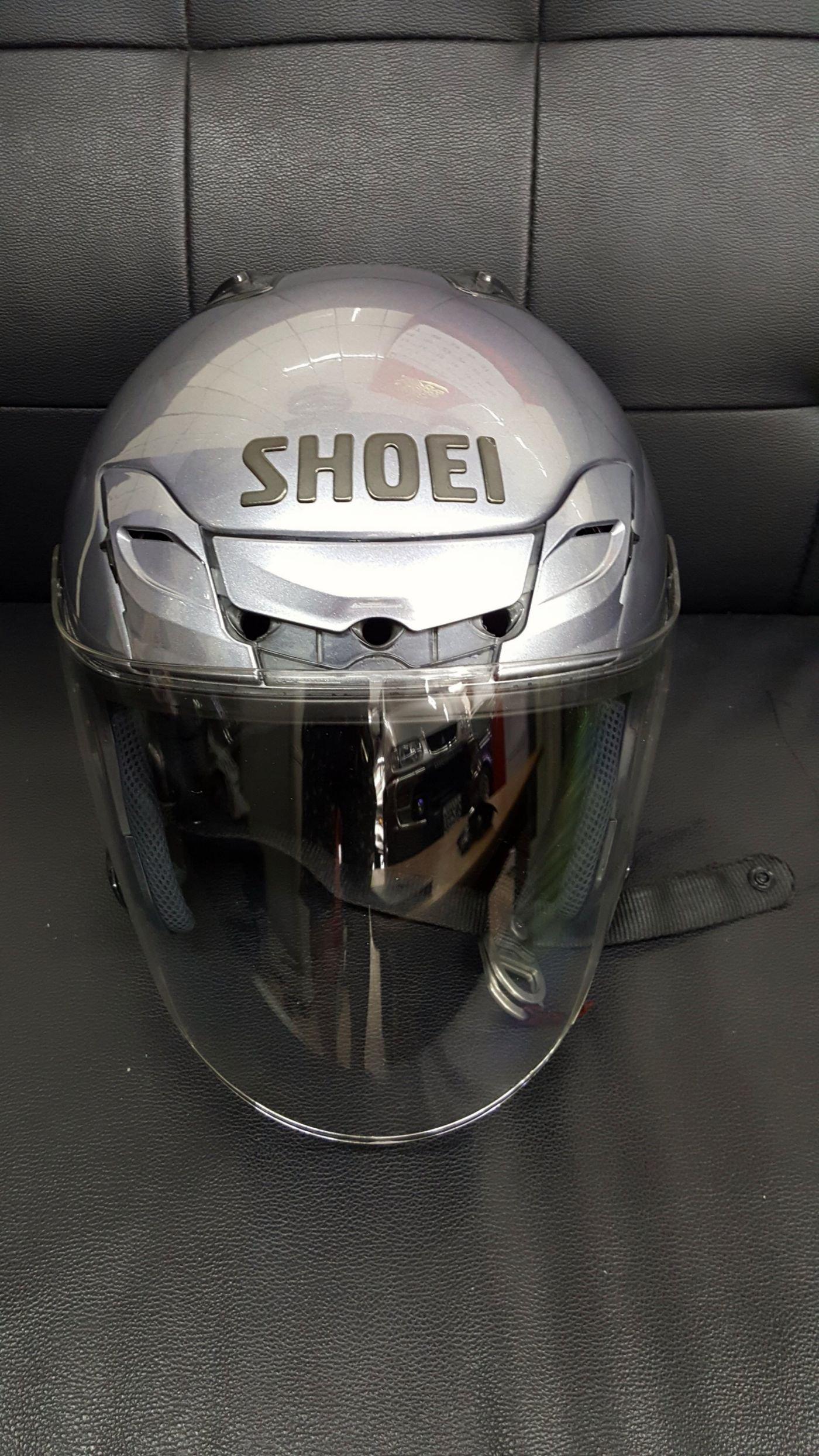 日本 SHOEI J-FORCE3 安全帽 強力進氣 可分期 可刷卡 立體LOGO跟J-force2 J-force4