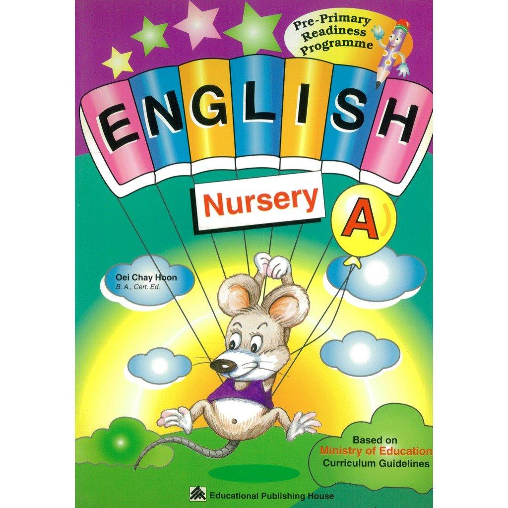 Pri-Primary Readiness Programme-English A(Nur.)美語 文法讀本 故事書讀物