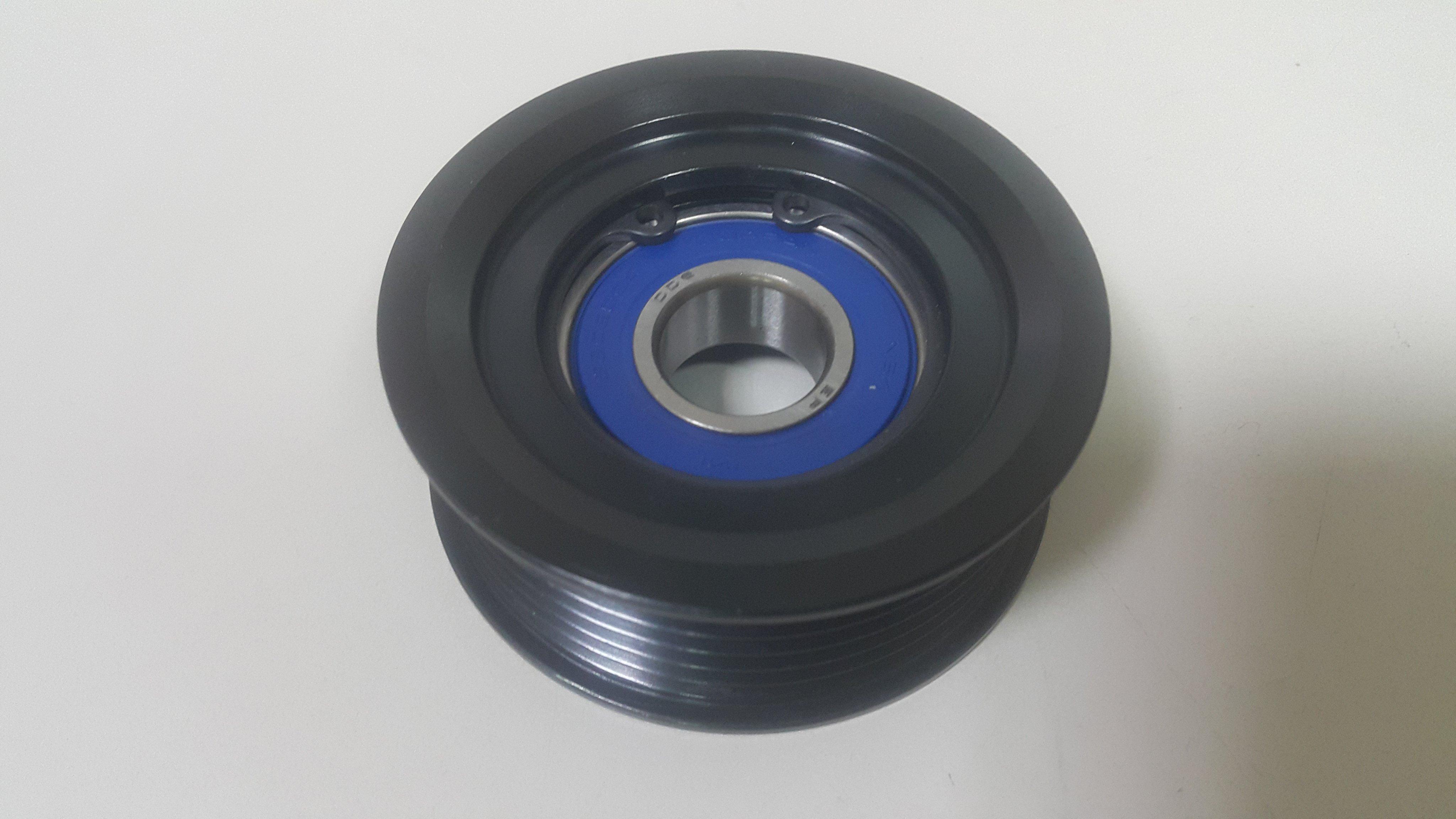 BENZ W220 M113 V8 皮帶惰輪 (固定用.升級鋁製) 皮帶盤 輪子 0002020919