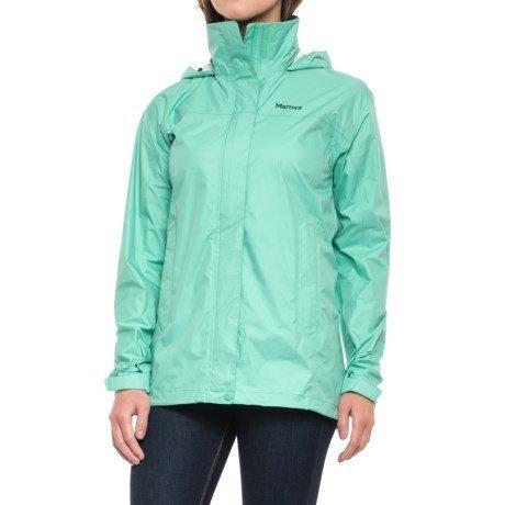 [現貨] [土撥鼠] Marmot  PreCip Jacket ,輕薄,防風,防水,透氣外套 (女生)