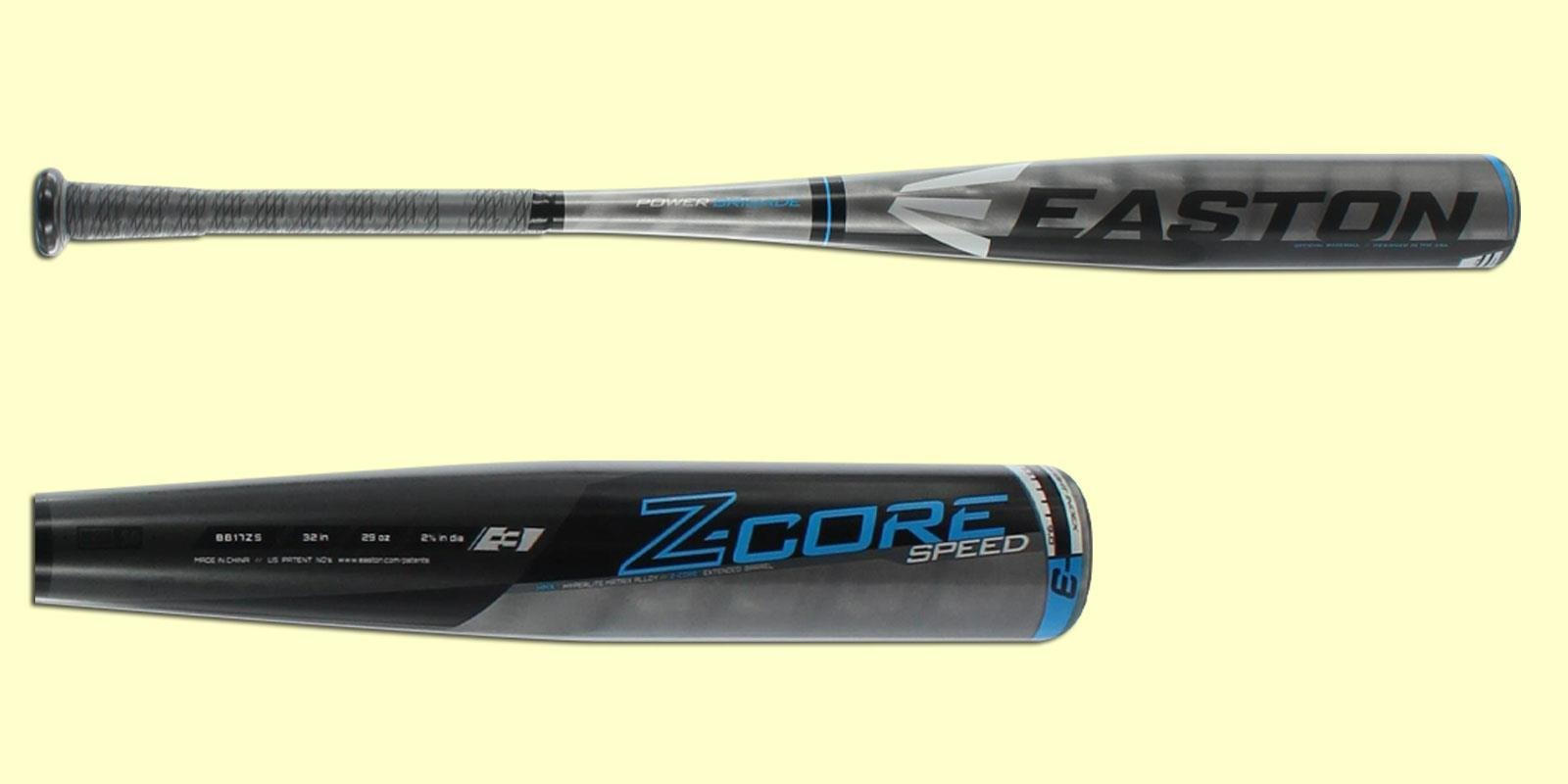 Easton Z-Core Speed 硬式棒球棒(33吋/30oz)