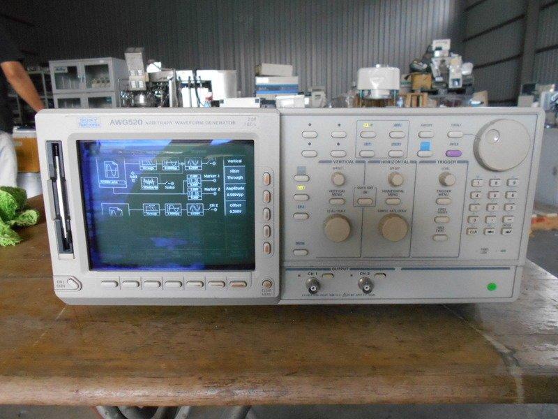 太克 Tektronix AWG520 任意波形產生器 Arbitrary Waveform Generator