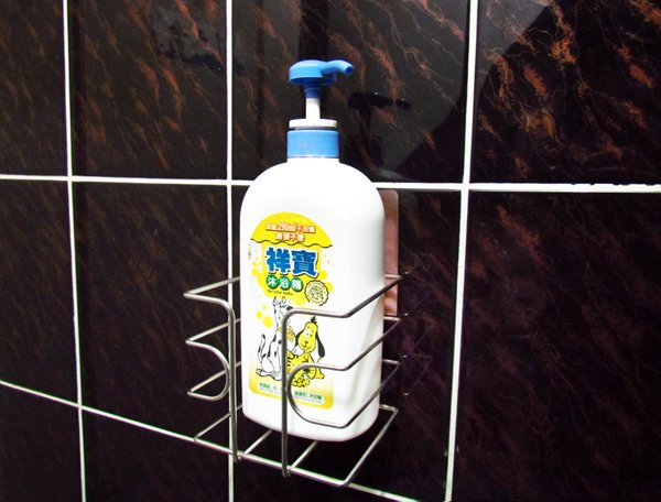 ☆成志金屬☆『免鑽孔』S-80-4T 304不鏽鋼小瓶罐架,小巧耐用,不銹鋼置物架收納架,酒精架乾洗手消毒水