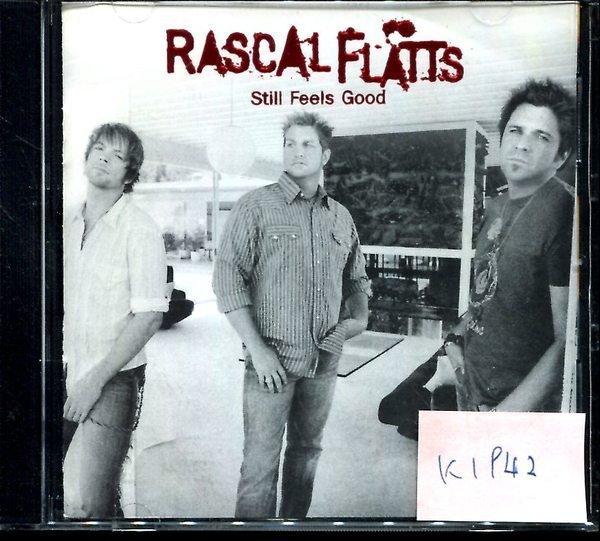 *真音樂* RASCAL FLATTS / STILL FEELS 二手 K1942 (封面底破)(69下標賣)