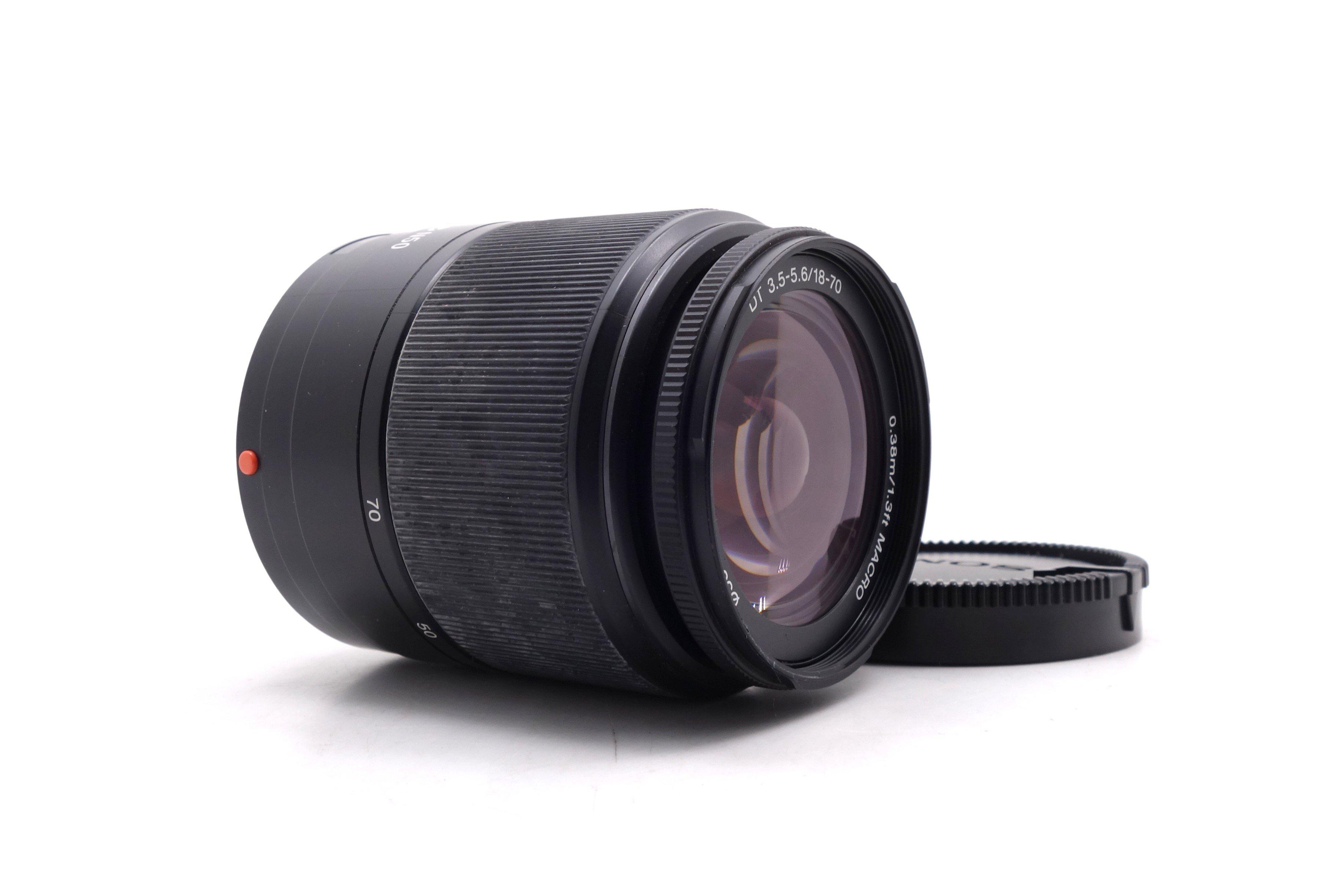 【台中青蘋果】Sony DT 18-70mm f3.5-5.6 MACRO 二手 APS-C 鏡頭 #61283