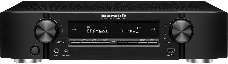 Marantz NR1711 環繞擴大機 美規(Jamo KEF Klipsch Quintet Wharfedale)