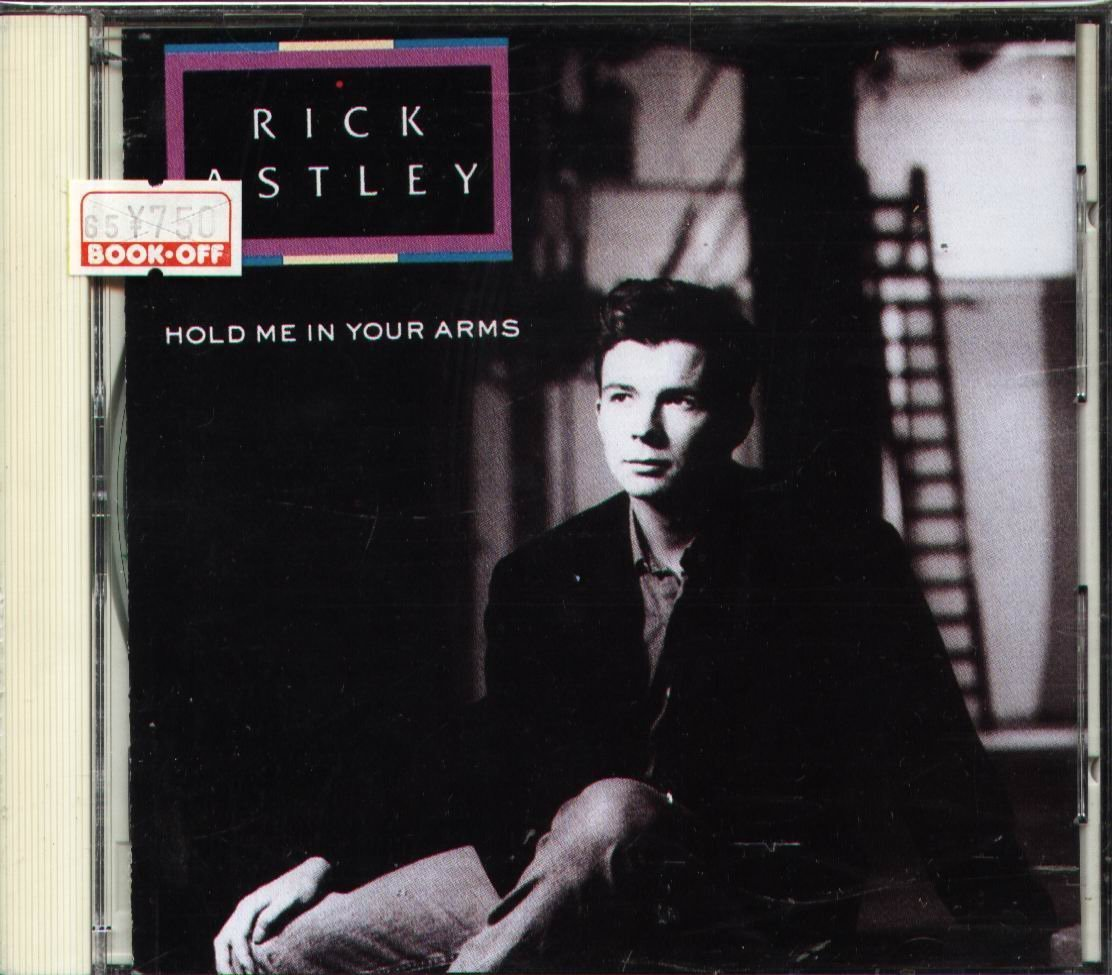 K - Rick Astley - Hold Me In your Arms - 日版