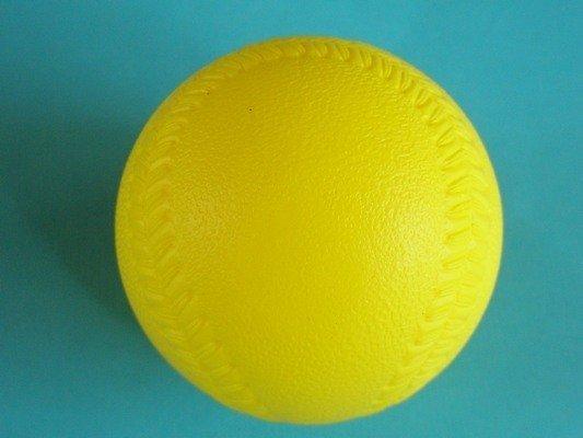 樂樂棒球 兒童安全PU發泡樂樂棒球(中型) 直徑7.2cm/一個入(定60)