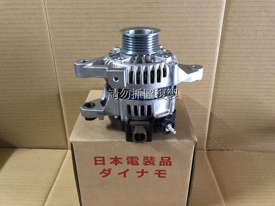 豐田 WISH 2代 日本件 全新 發電機 另有TACOMA INNOVA PREVIA SOLEMIO PRIUS