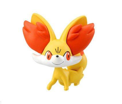 【HAHA小站】PC96858 麗嬰   TAKARA TOMY 神奇寶貝 PCC-08 火狐狸 寶可夢