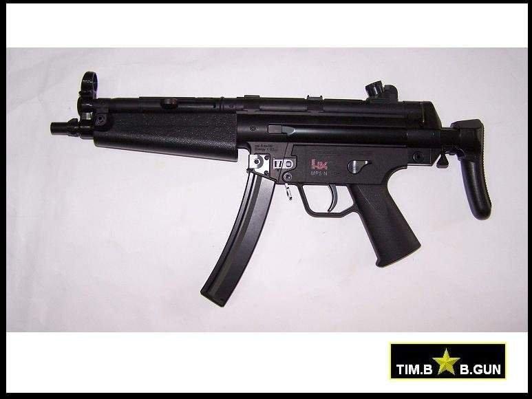 清倉特價~外銷版生存遊戲MP5全自動單連發衝鋒槍MP5A5伸縮托+充電電池組(BB彈電動槍+空氣槍)雙動力買一支抵二支