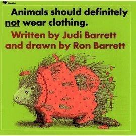 *小P書樂園* Animals should definitely not wear clothing 動物應該穿衣服嗎