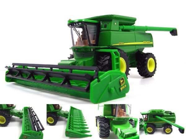 【ERTL 農耕車系列】1/64 JOHN DEERE 9750 STS COMBINE 強鹿 收割機 ~全新品;現貨特惠價喔!~