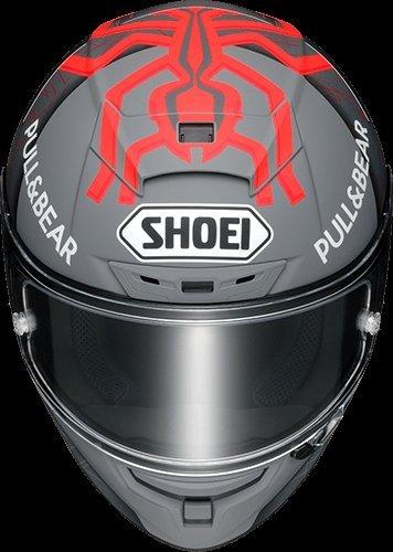 【元素重車裝備】SHOEI X-14 MARQUEZ BLACK CONCEPT 93 2.0 選手消光彩繪 全罩安全帽